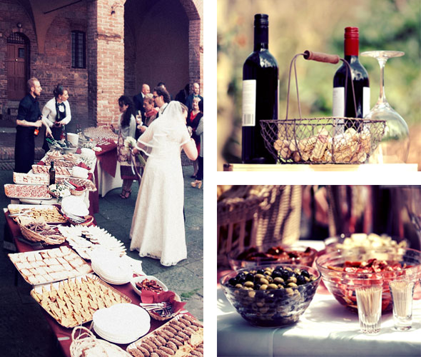 catering Siena